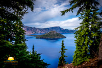 Crater Lake  (click for more)